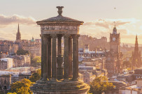 Edinburgh © unsplash