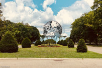 Queens in Flushing Meadows Corona Park (New York)