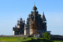 Open-air museum of Kizhi Pogost