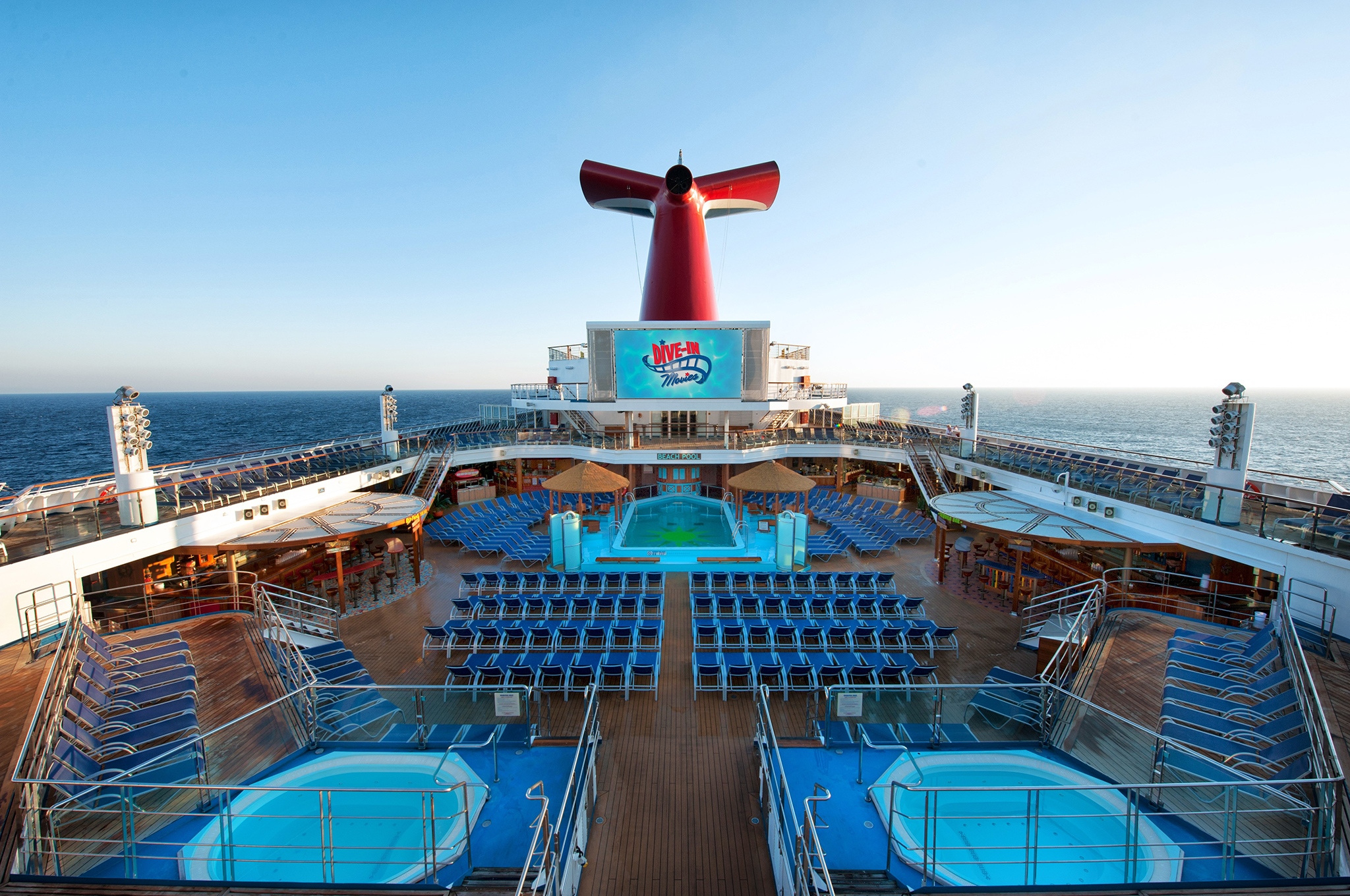 carnival sunshine kreuzfahrt schiff