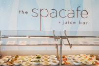 The Spacafé Juice Bar