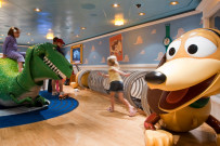 Disney's Oceaneer Club – Andy's Room