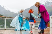 Incontra i personaggi Disney Princess Anna & Elsa