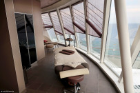 Spa & Meer treatment room